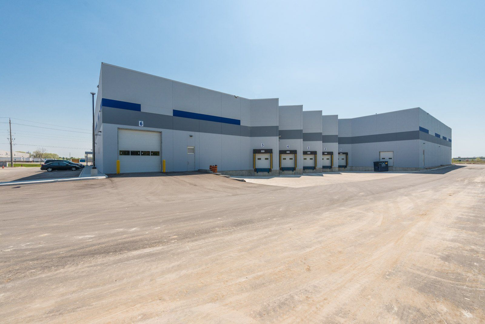 PPFD New Facility - Whitby, Ontario