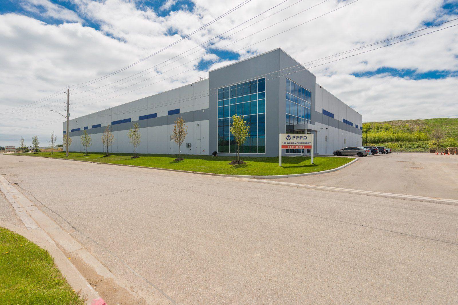 PPFD New Facility - Whitby, Ontario