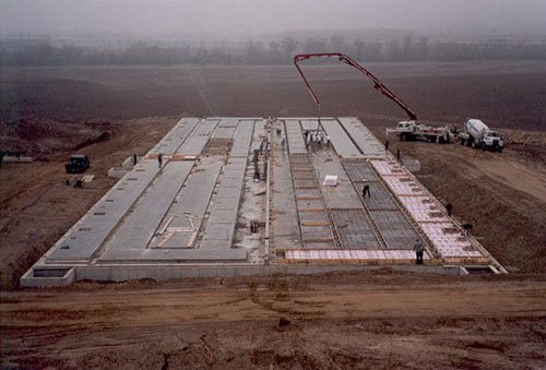 Eureka Hog Facility - Tilt Wall Ontario Inc.