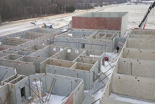 HMDCS Newmarket - TiltWall Ontario Inc.