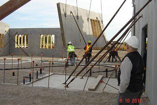 Public Works Building Lucan- TiltWall Ontario Inc.