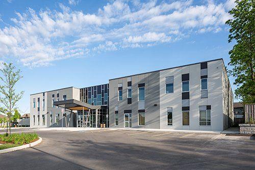 Medical Building London - TiltWall Ontario Inc.
