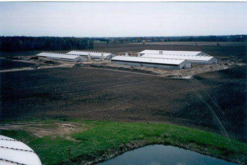 Netherhand Hog Facility - Tilt Wall Ontario Inc.