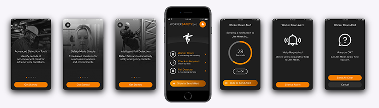 Fall Safety Pro - Construction App
